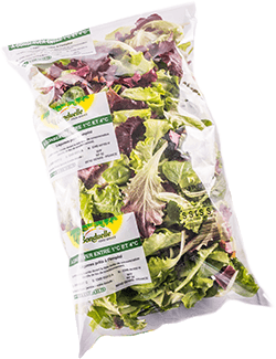 Paquet de salade